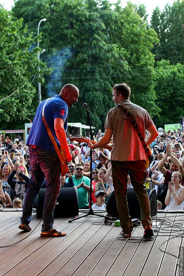Первый детский рок-фестиваль
