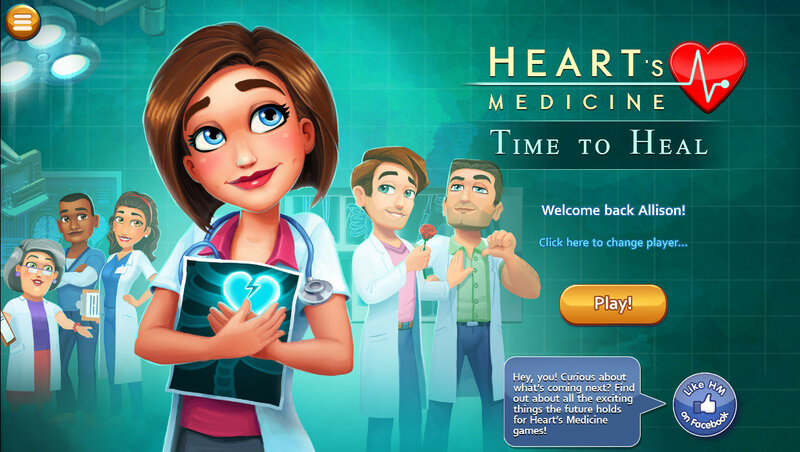 Hearts Medicine: Time to Heal PE