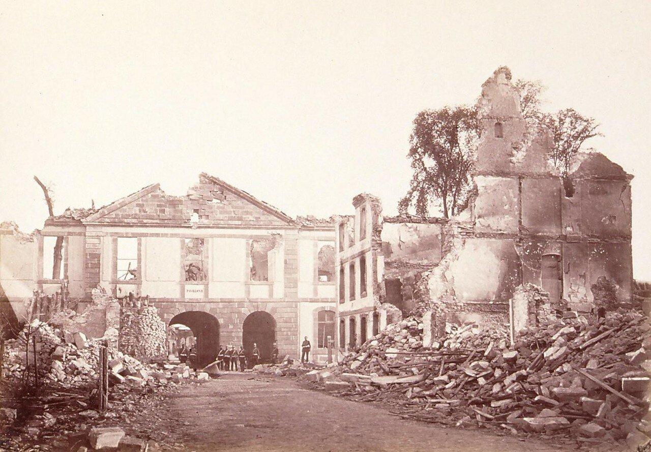 Цитадель (внутренние разрушения)