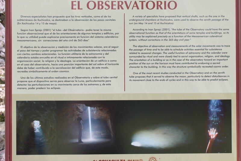 Мексика, обсерватория