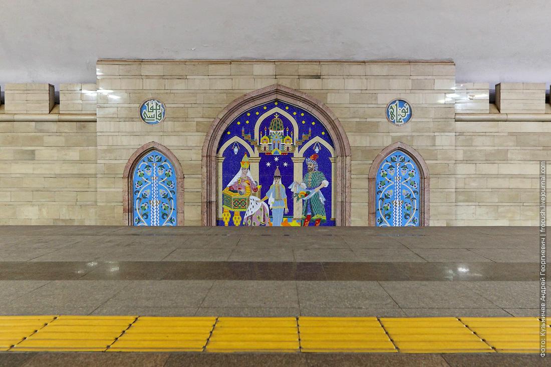 Станция метро Кремлевская