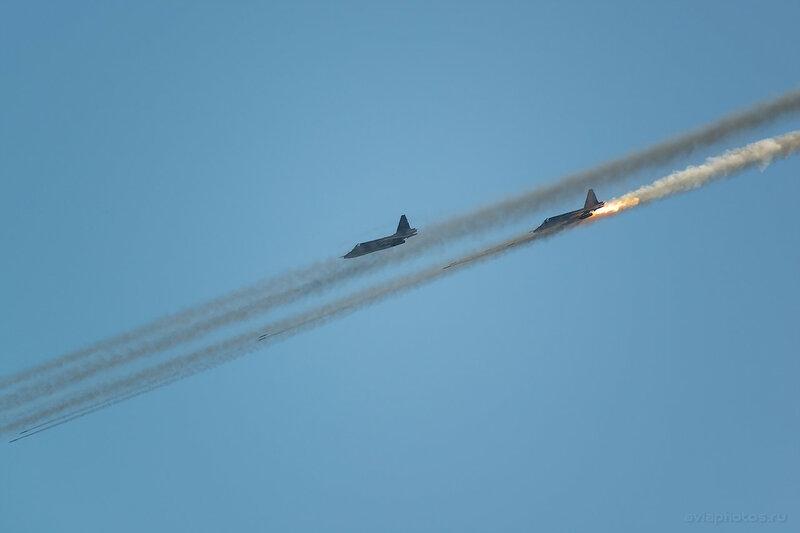 Сухой Су-25 ВКС России 1140_D806384