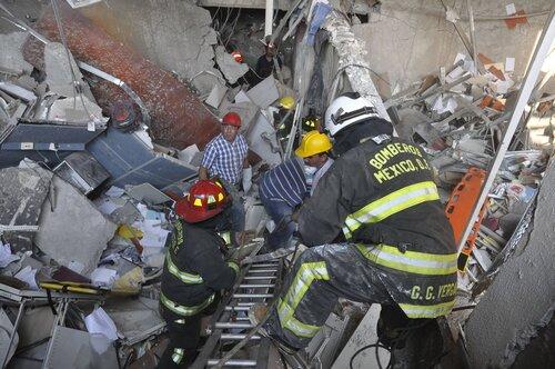 Число жертв в Мексике от взрыва Pemex может увеличиться