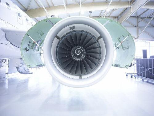 Авиационные моторы поможет строить компьютерная томография