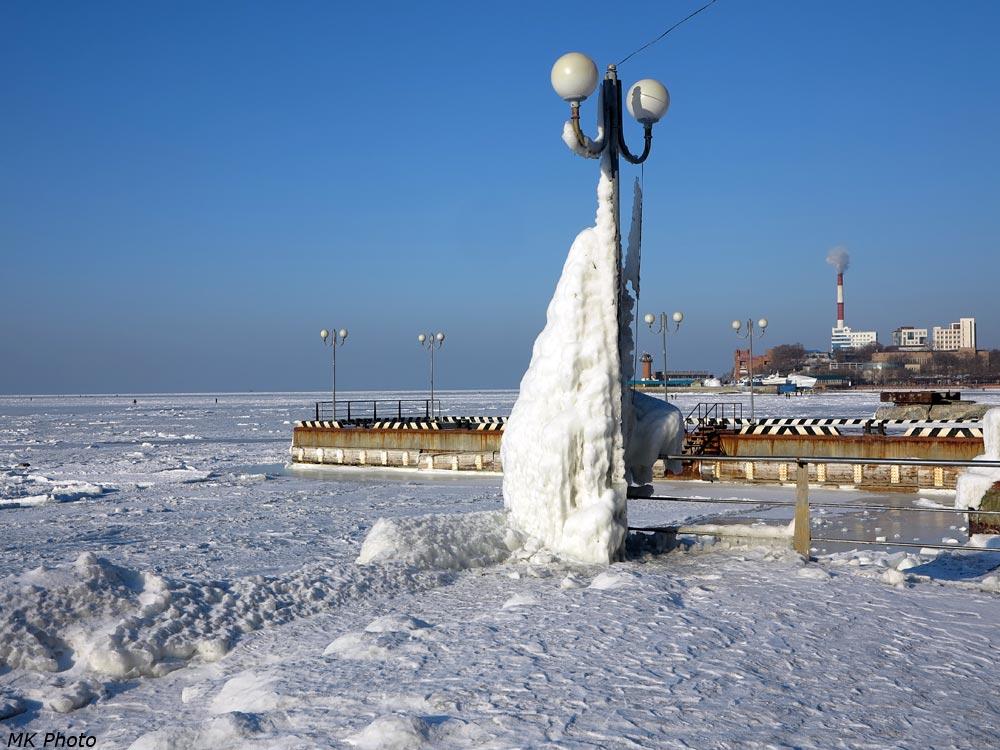 Ледяной фонарь