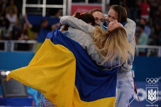 Больше, чем спорт: Олимпиада-2016. В финале фехтованию на саблях украинки и россиянки сойдутся