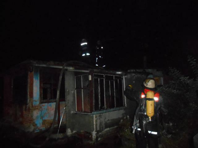 Мужчина и ребенок погибли вследствие пожара в Борисполе. ФОТО
