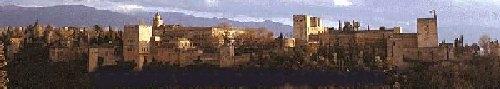 Панорама Альгамбры