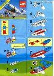 Воздушная техника Лего