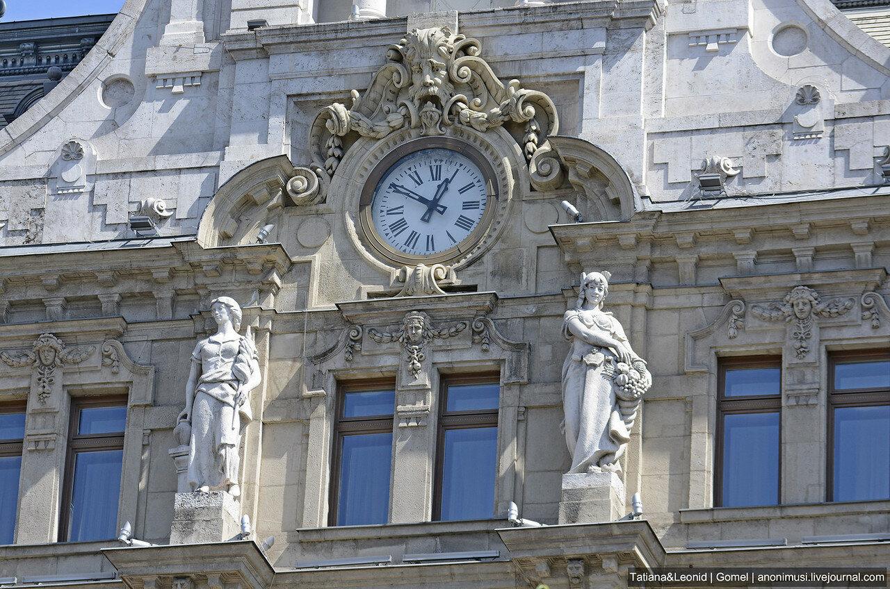 Будапешт. Городские мелочи