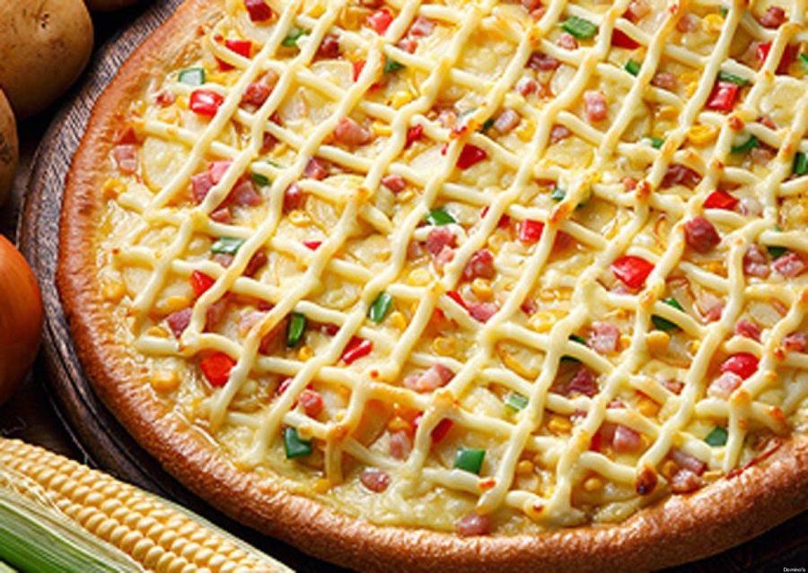 Пицца из разных уголков мира (18 фото)
