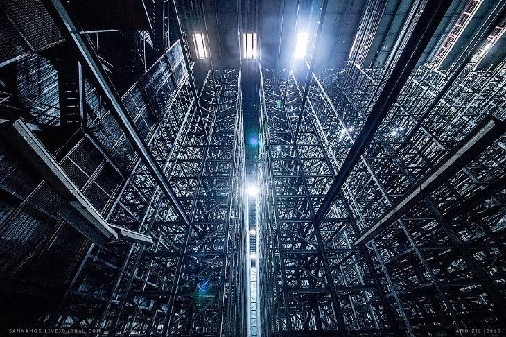 Завод ЗИЛ (43 фото)
