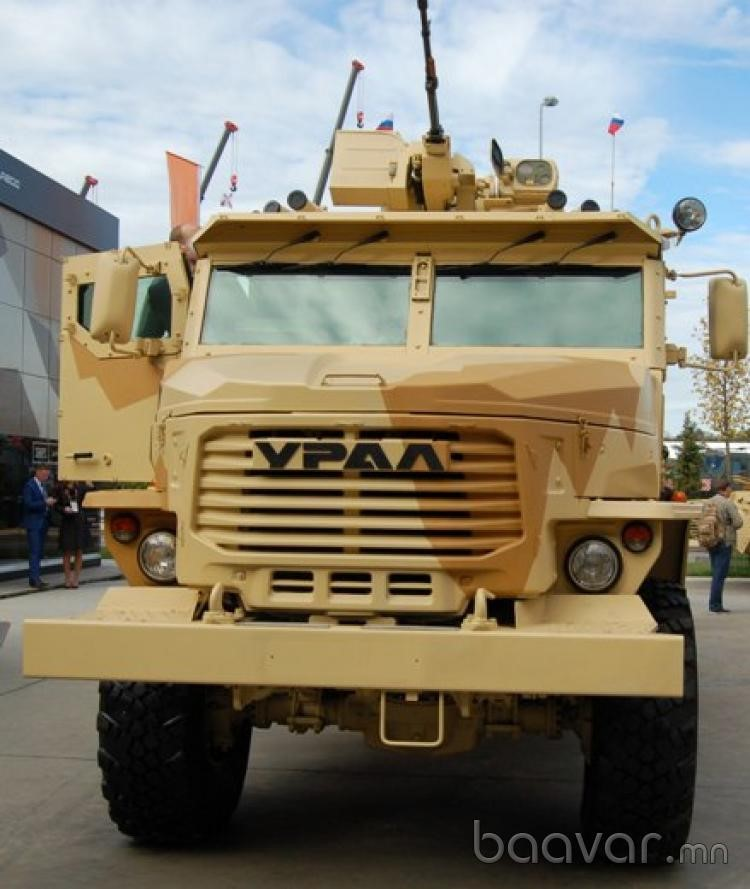 Рассекречена новая 120-мм САУ «Флокс» (11 фото)