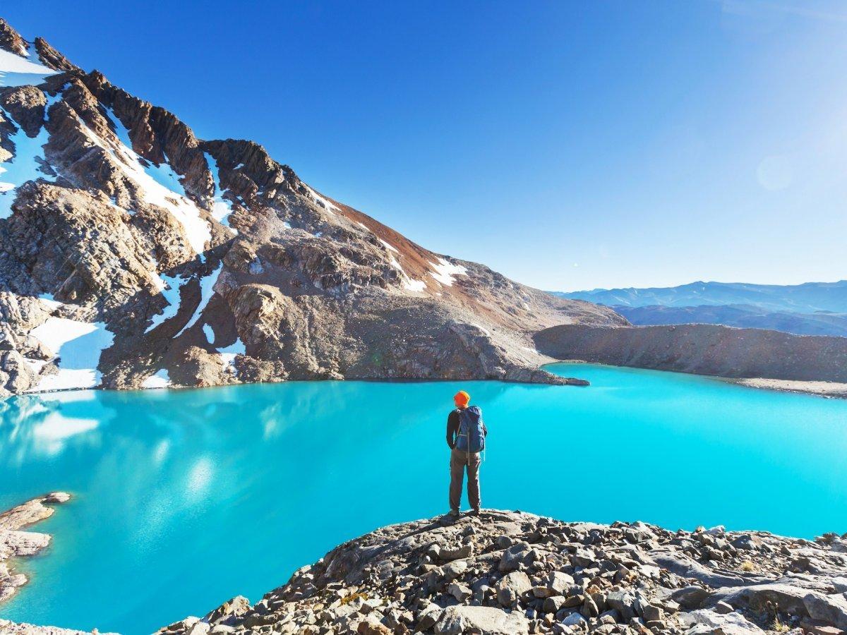 В Чили можно кататься на лыжах, заниматься серфингом и гулять по городу — все в один день. Разнообра