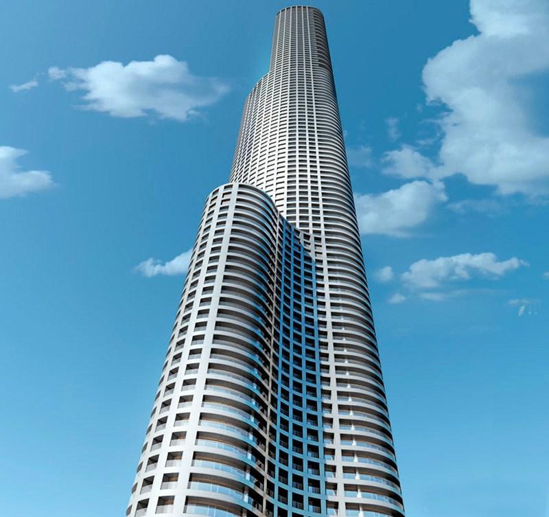 9. World One в Мумбаи, Индия В 2016 году планируется открытие 117-этажного небоскреба «Ворлд Ван» в