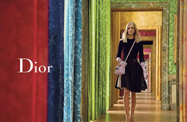 С Кристиана Диора началась послевоенная история моды. После суровых лет войны наступила реакция — же