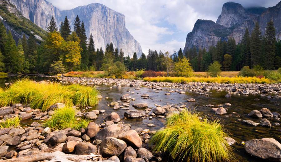 8. Национальный парк Йосемити, США На трех тысячах квадратных километров раскинулись множество уника