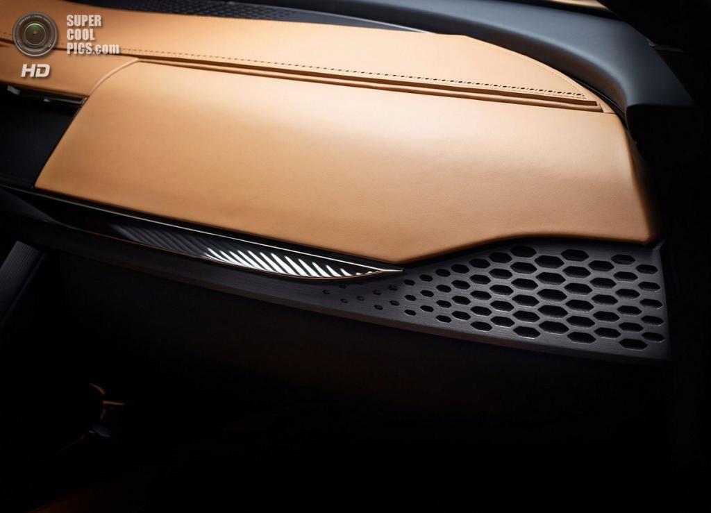 Первый кроссовер Jaguar: Роскошь во всём