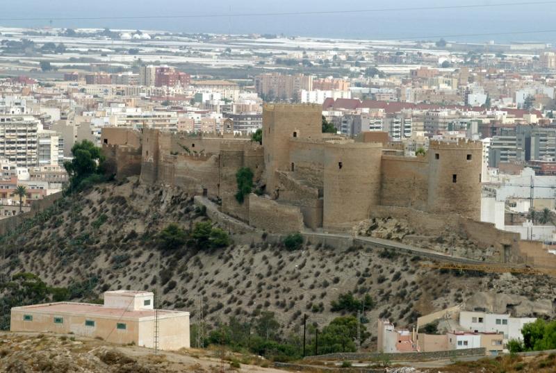 Интересные города Испании: Альмерия