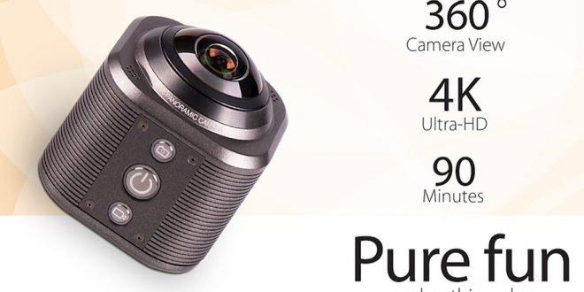 Создатели Camorama представили самую недорогую VR-камеру