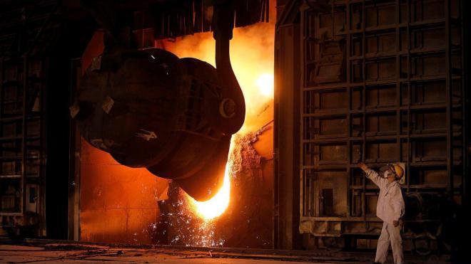 Украина по результатам августа потеряла место вдесятке мировых поставщиков стали