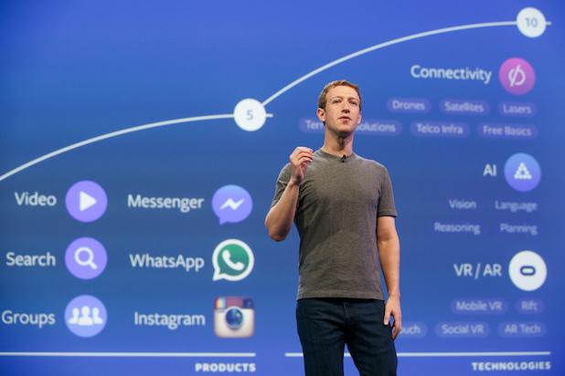 Социальная сеть Facebook признал, что завышал показатель видеосмотрения на60-80%