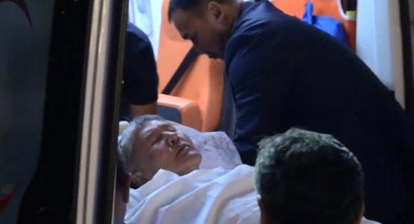 Лидер Киргизии Алмазбек Атамбаев вернулся после лечения вБишкек