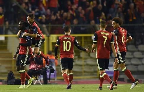 Российская Федерация заплатит Бельгии €300 000 затоварищеский матч