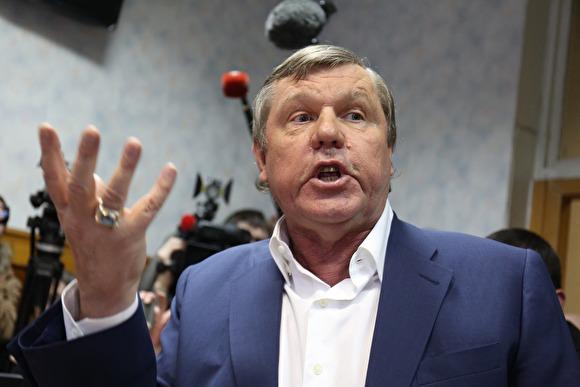 Бард Александр Новиков желает доНового года выйти из-под домашнего ареста