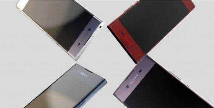 Новый смартфон от Сони показался навидео