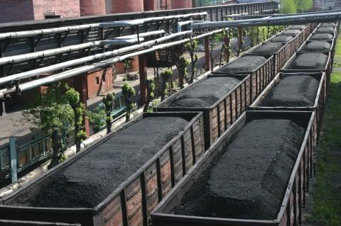 Украина желает  запретить импорт угля из РФ