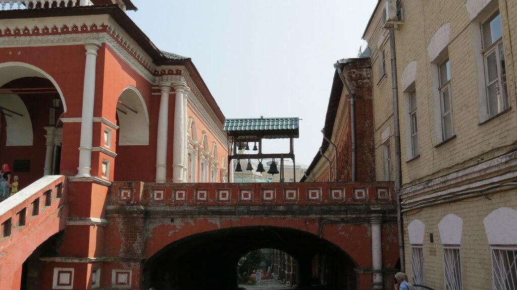 Высоко-Петровский ставропигиальный мужской монастырь