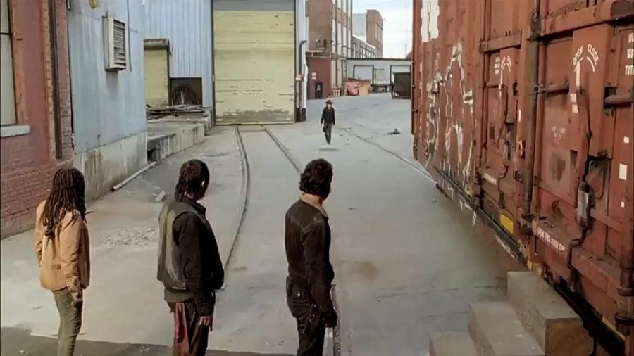 Фото: 5 и 6 сезоны сериала «Ходячие мертвецы»