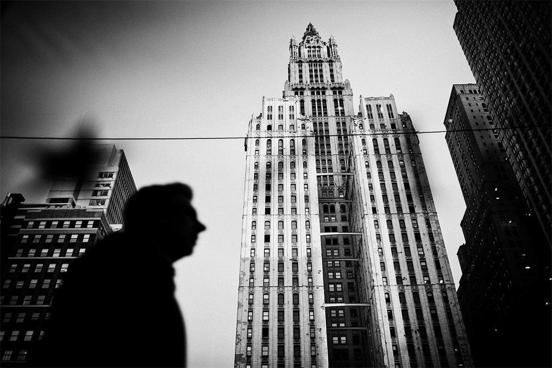 Мрачный Нью-Йорк на фотографиях Марко Онофри / New York by Marco Onofri