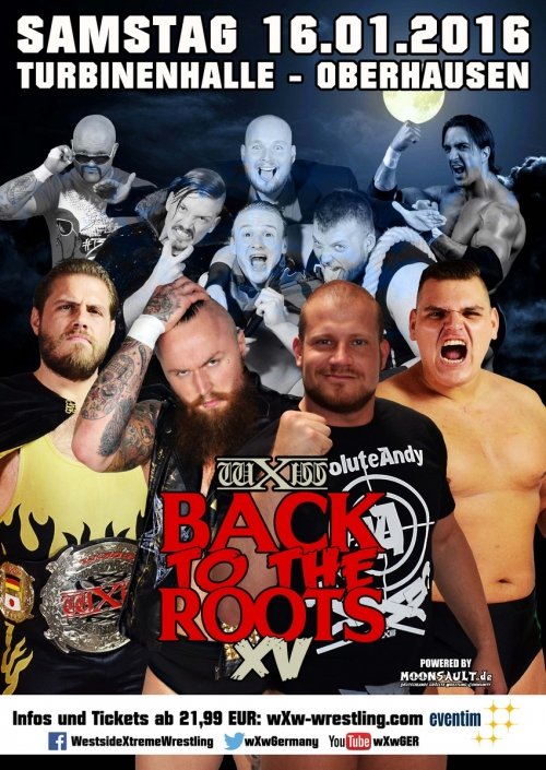 Post image of wXw Back To The Roots XV