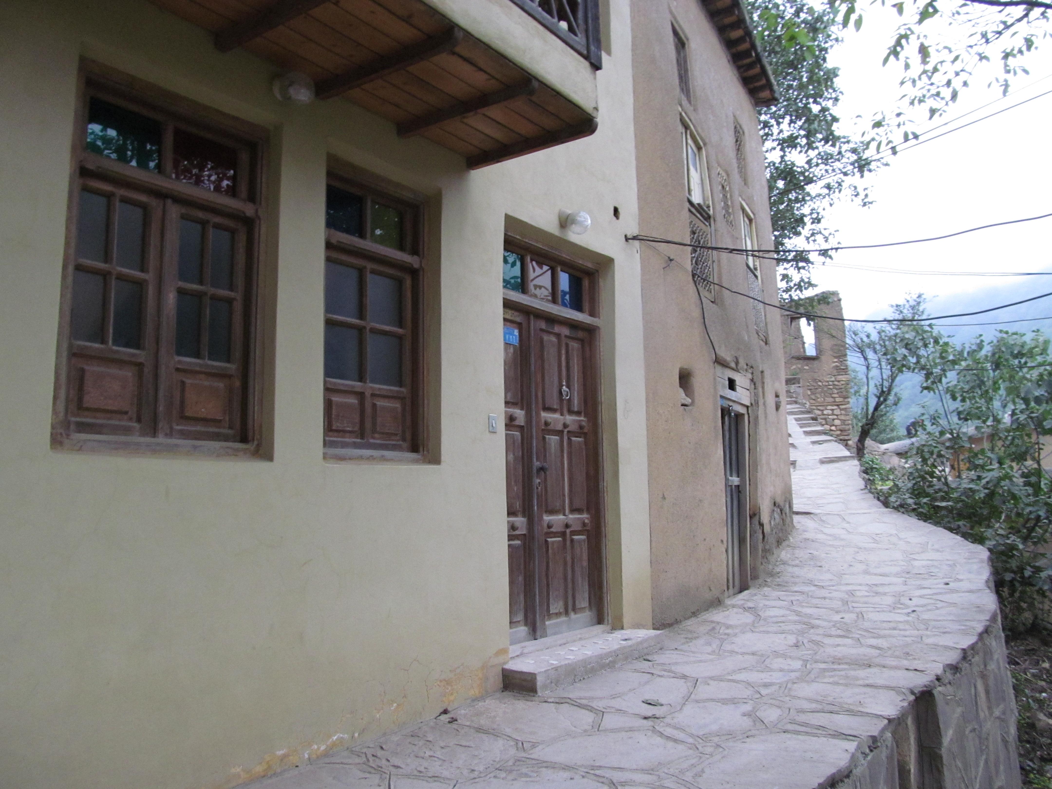 Этническая горная деревня Масуле
