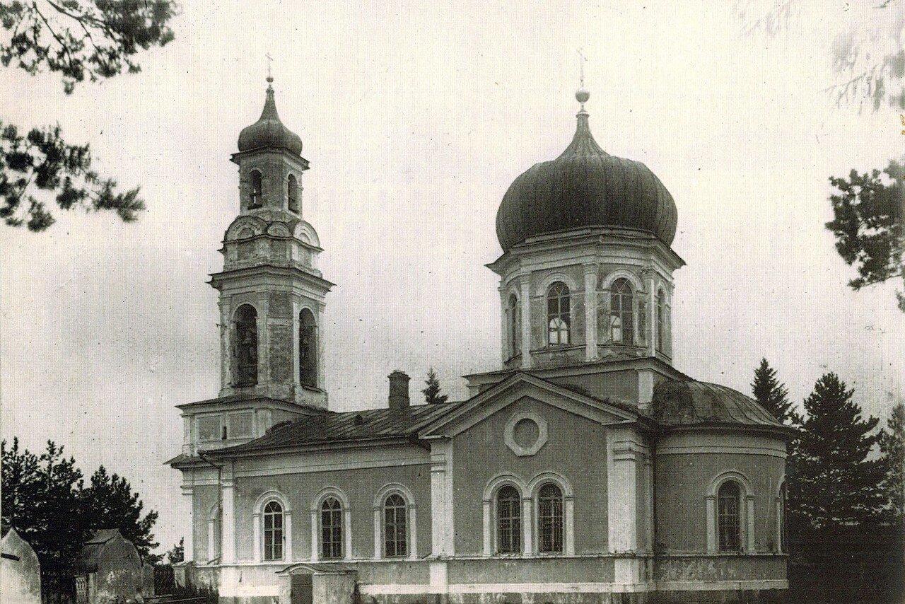 1925. Каменный Храм Вознесения