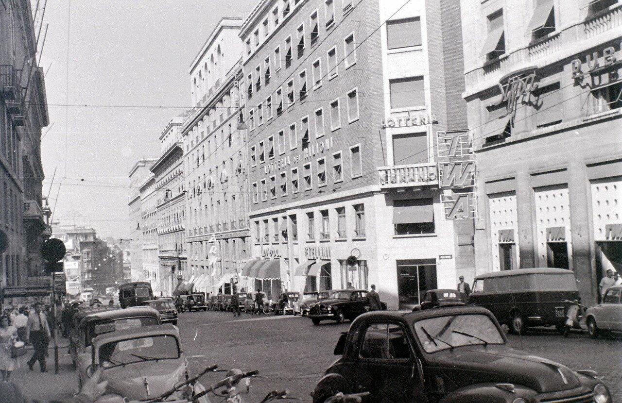 Виа Барберини