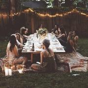 Дружские посиделки