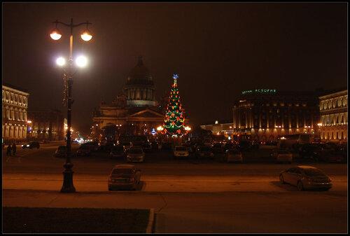 Питер. 21 декабря 2011.