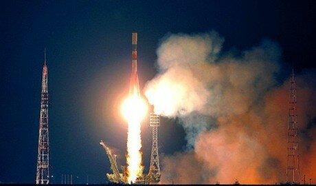 Успешный старт ракеты «Союз-У» с космодрома Байконур