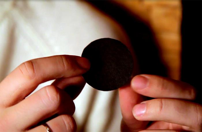 Рисунок кружочки в кружочке