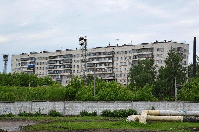 Шоссе Металлургов, 35Б