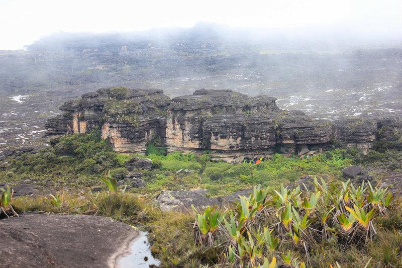 Фантастические виды на горе Рорайма в Южной Америке 0 146030 7a27888b XL