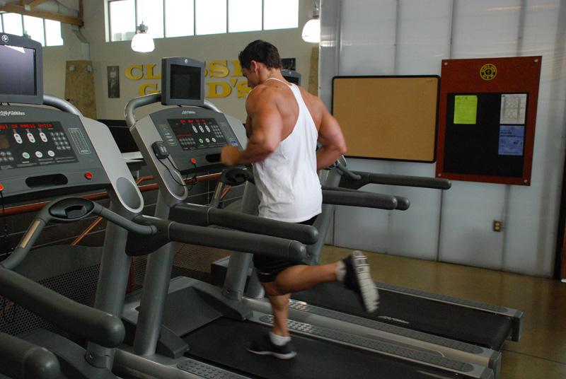 Как добиться рельефных мышц