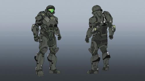 Halo 5 Теория заговора [Conspiracy Theory]