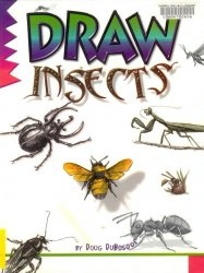 Книга Draw Insects (Learn to Draw)