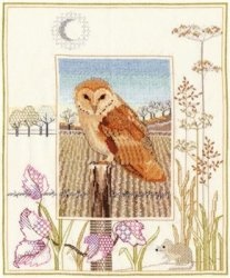 Журнал Derwentwater Disings  Wildlife. Barn owl, Deer, Hare, Kingfisher, Red squirrel