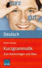 Книга Kurzgrammatik Deutsch