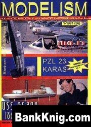 Журнал Modelism   №1  1997 jpg в rar  17,83Мб